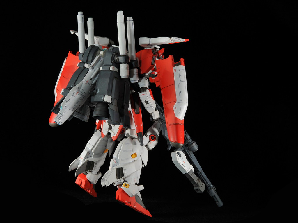Gff0013 3 Msa 0011 Ext Ex S Gundam Deep Striker Ver 7 A Photo On Flickriver