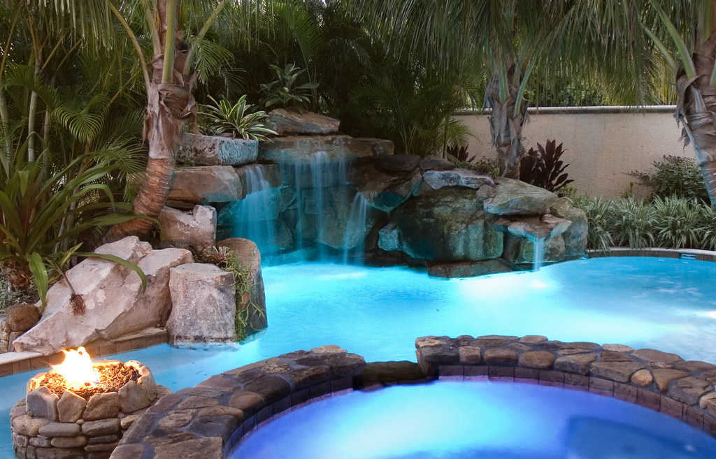 9 Complete Outdoor Designs Of Swimming Pools The Number