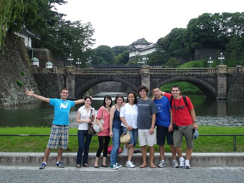 Hofstra in Japan