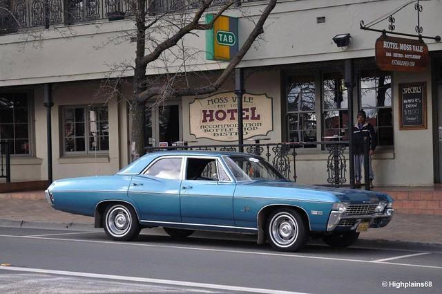 Highlands Impala