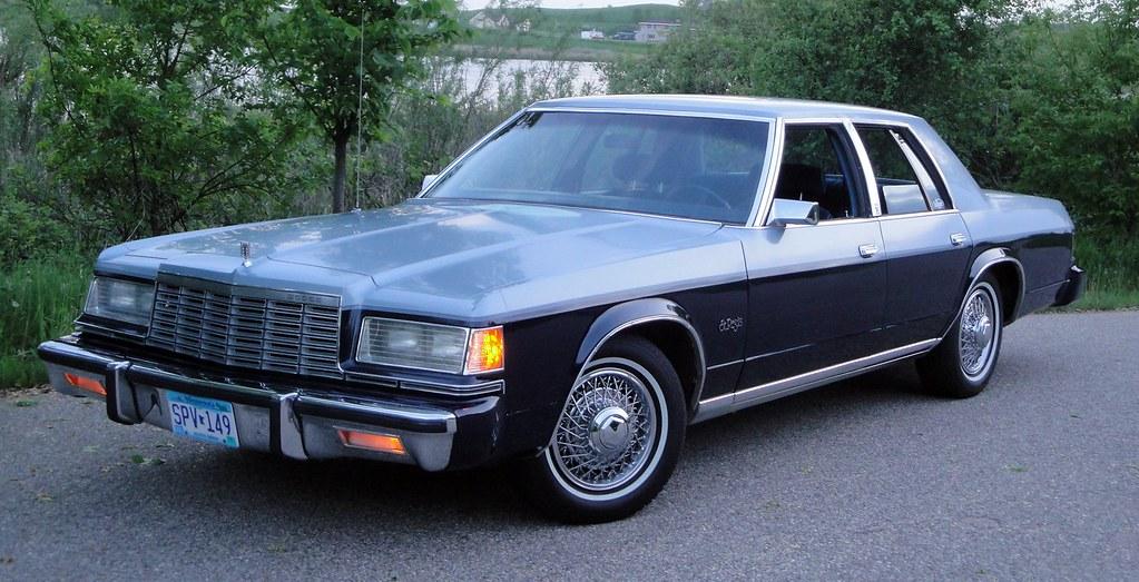 1980 Dodge St. Regis by Crown Star Images