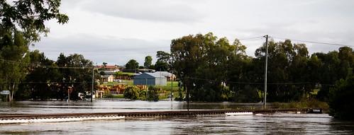 bridge water flood railway warwick bridgewaterfloodrailwaywarwick