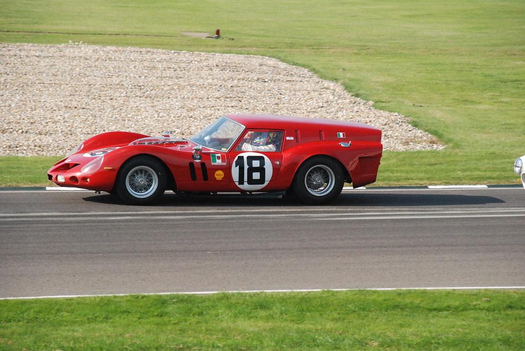 Ferrari 250 Gt Swb Breadvan 1961 F1jherbert Flickr