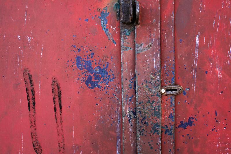 84 Rusty Color Metal texture - 69 # texturepalace