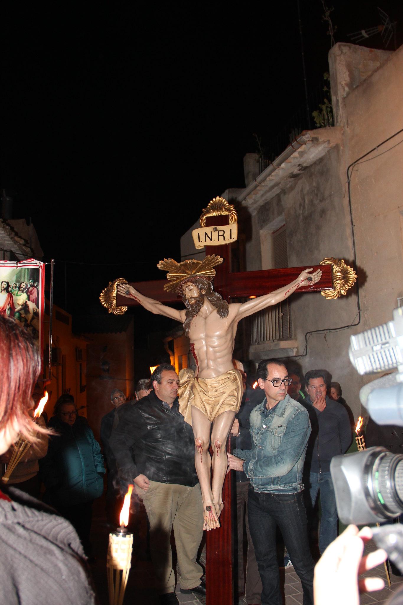 (2015-03-27) - VI Vía Crucis nocturno - Antonio José Verdú Navarro (14)