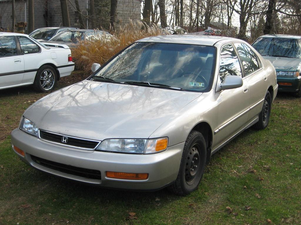 1997 Honda Accord DX | This is a 1997 Honda Accord that I ...