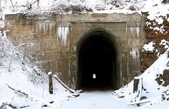 Milwaukee Road,Tunnel 15 Montana.