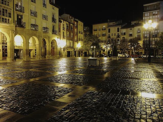Plaza del Mercado. [EXPLORE]