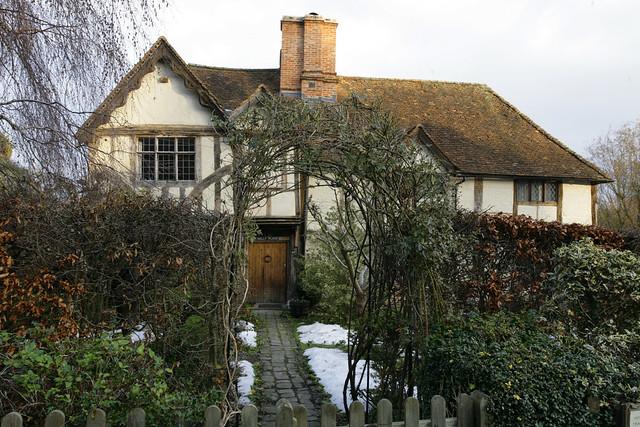 A Winter Cottage - shoreham kent