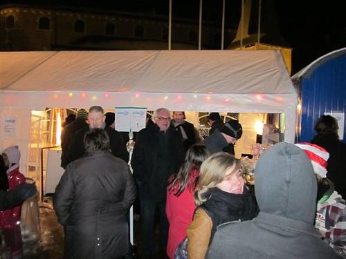 2010-12-17 - Kerstmarkt Zonhoven