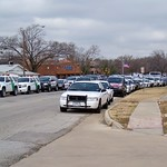 Officer Jillian Smith Funeral Service
