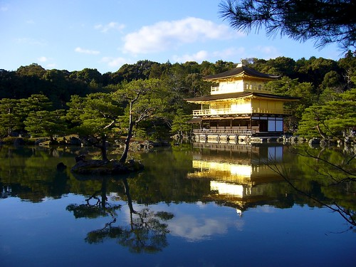 Golden Pavilion (Kinkaku-ji) | by deibel
