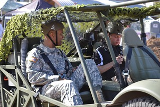 Army leadership tours Tech Zone | by U.S. Army Combat Capabilities Development Command