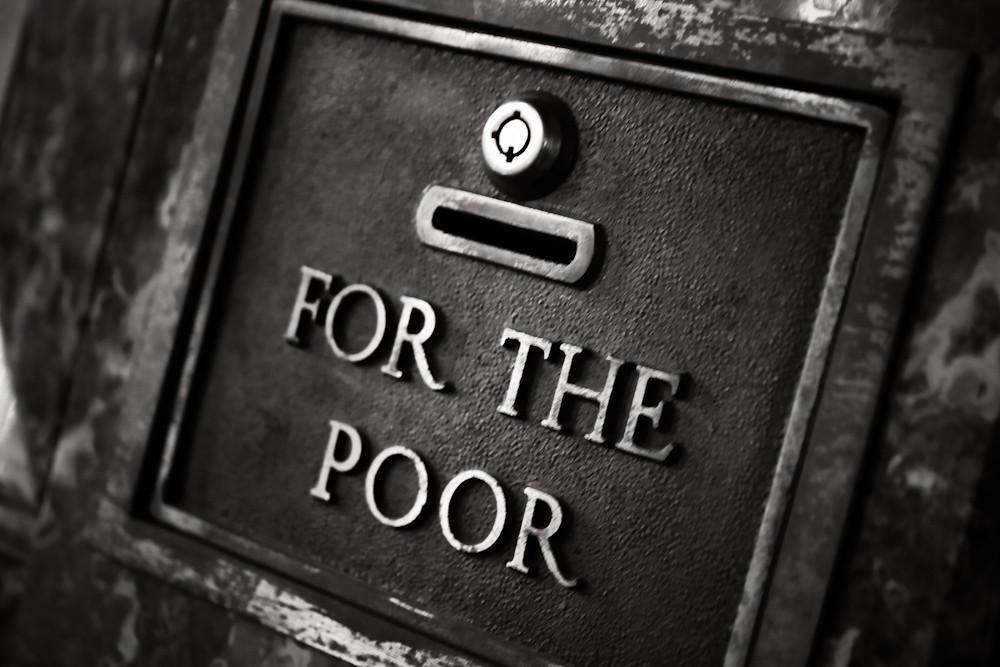 For the Poor Charity Box Basilica of St. Adelbert Grand Rapids December 29, 201015