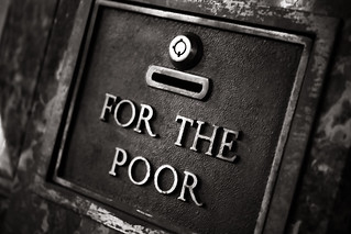 For the Poor Charity Box Basilica of St. Adelbert Grand Rapids December 29, 201015 | by stevendepolo