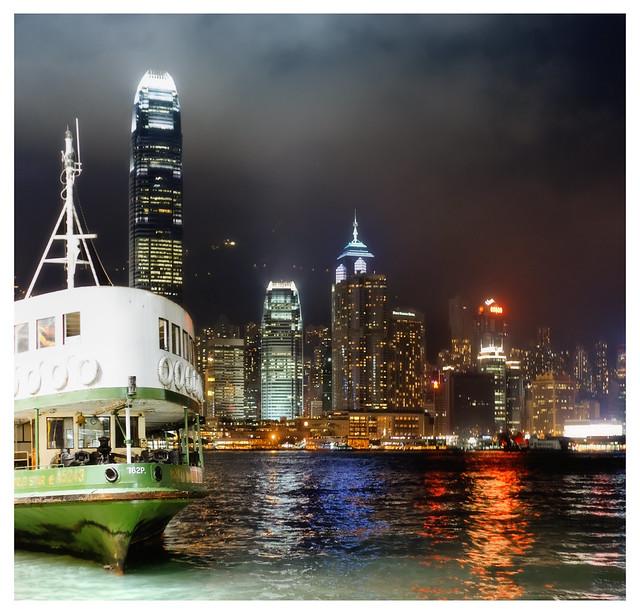 Hong Kong Harbour I