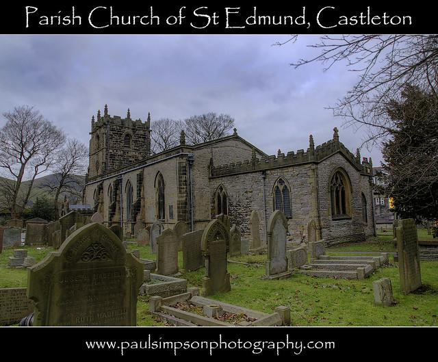 Church of St Edmund Castleton