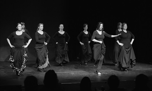 Flamenco in der Brunsviga