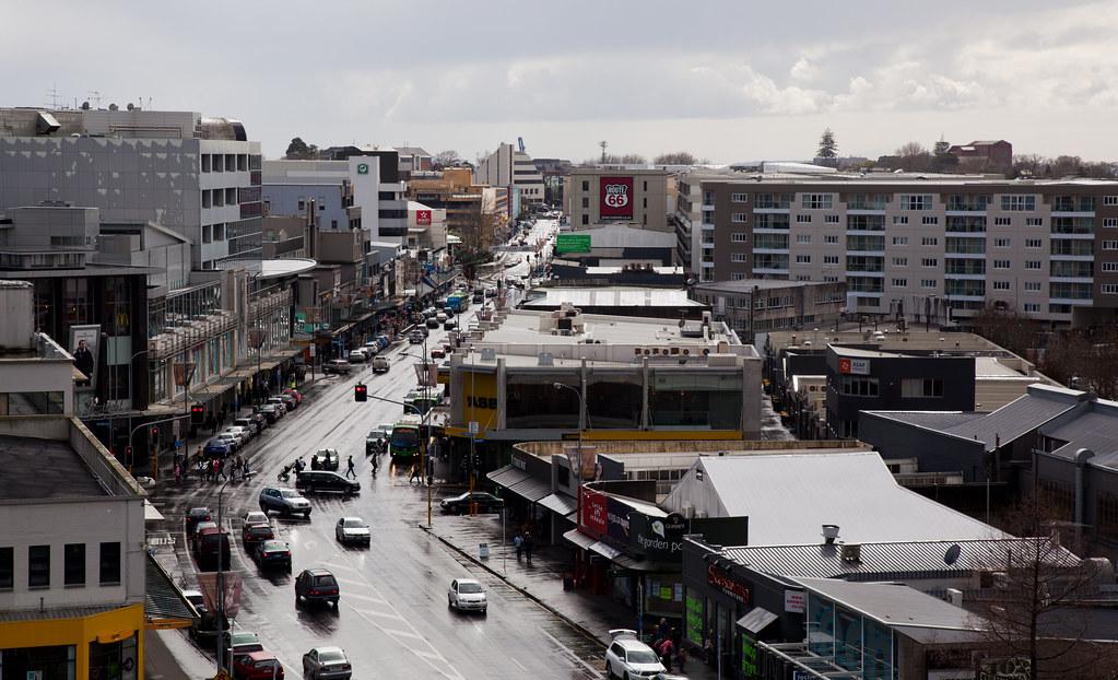 Broadway, Newmarket, Auckland