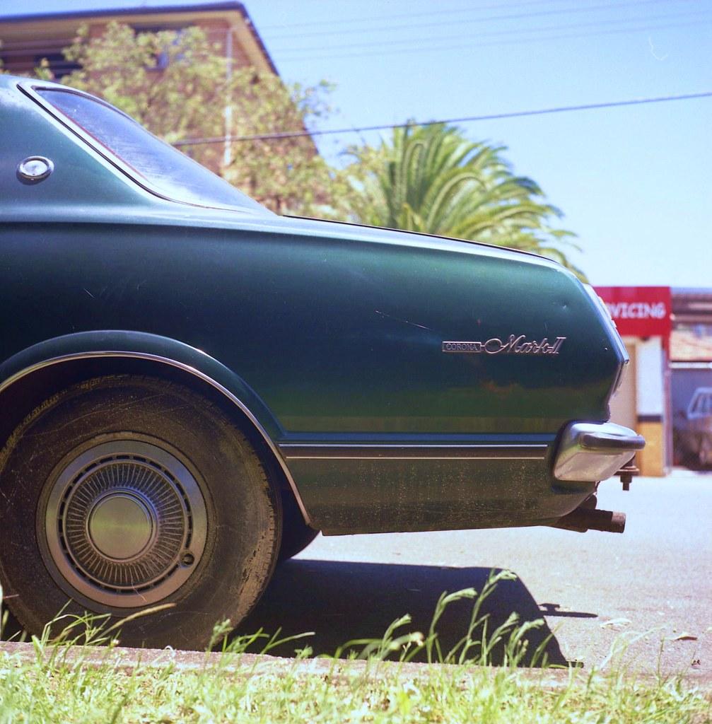 Mark II - Penshurst, NSW.
