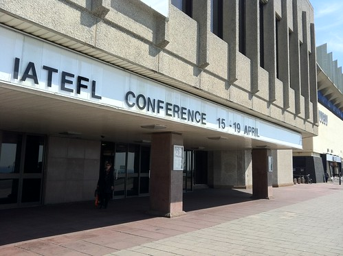 Conference sign at Brighton Centre | by Globalism Pictures
