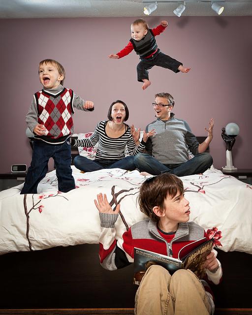 Van Leeuwen Family 2010