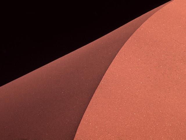 Dune contour