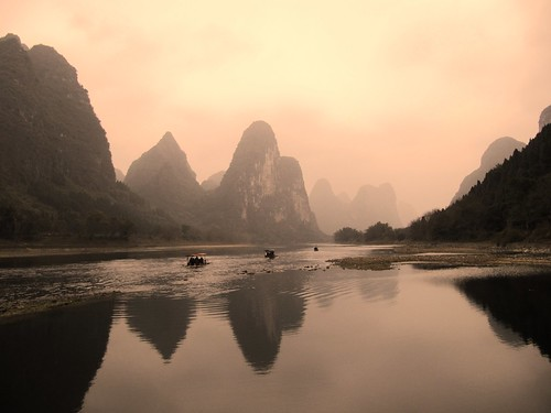 The Karst Mountains | by everlutionary