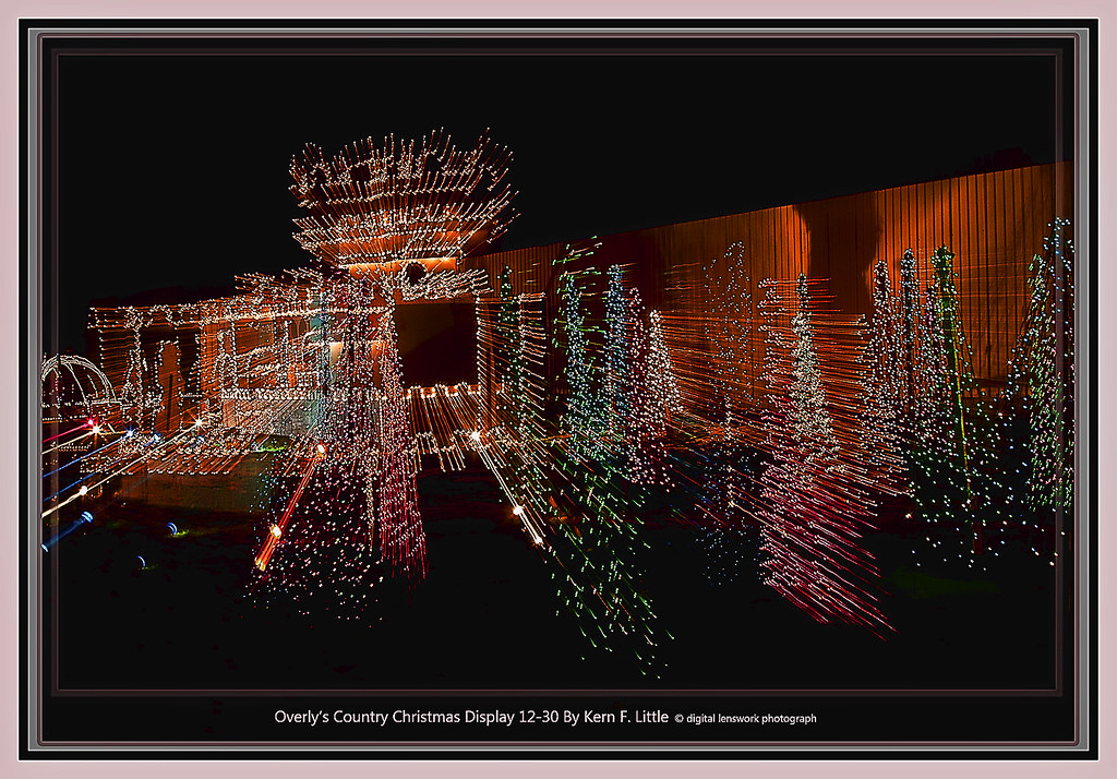 Overlys Country Christmas.13 Overly S Country Christmas Display 12 30 By Kern F Li