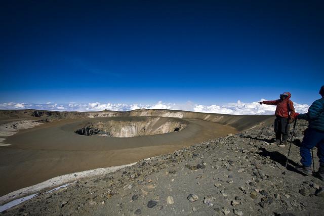 Reusch Crater