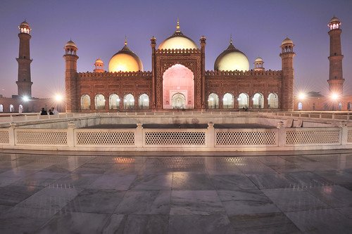 Glorious Past - Royal Mosque | by W Mustafeez