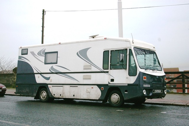 Ford IVECO Cargo- Motorhome