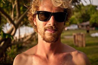 My grown indo beard...