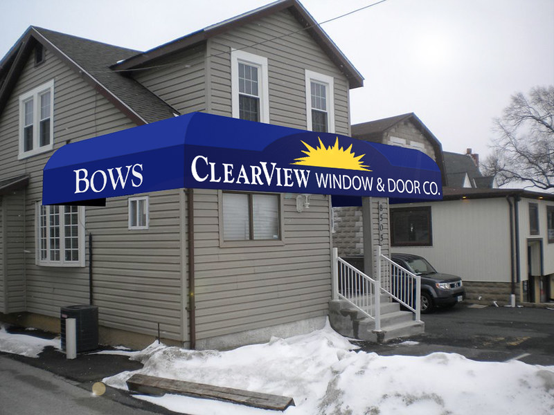 Clearview Rendering - Visualize it on your Building!