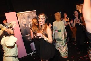 Silent Disco Bingo @ Givenchy - Ici Paris XL event   by flexyfrank