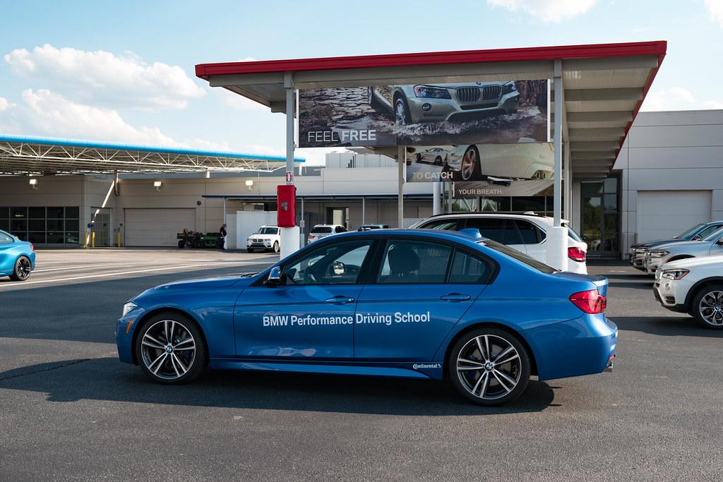 BMW Driving School >> Bmw Performance Driving School Nan Palmero Flickr
