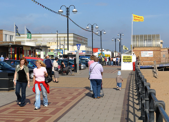 A Walk on the Prom