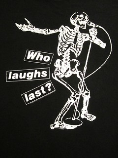 Who laughs last?