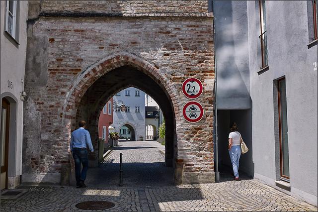 Die Stadt der vielen Tore