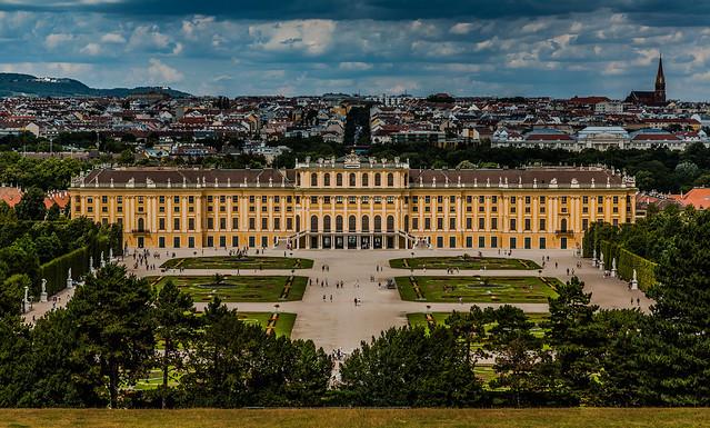 Wien / Vienna (Austria): Schönbrunn