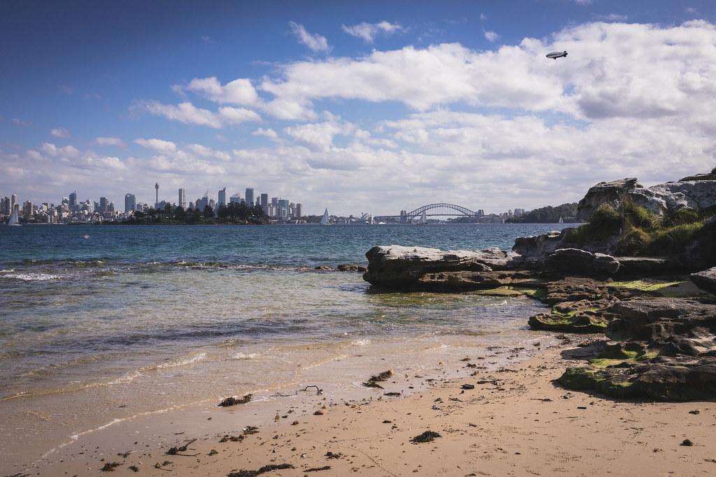Milk Beach, una de las mejores playas en Sydney