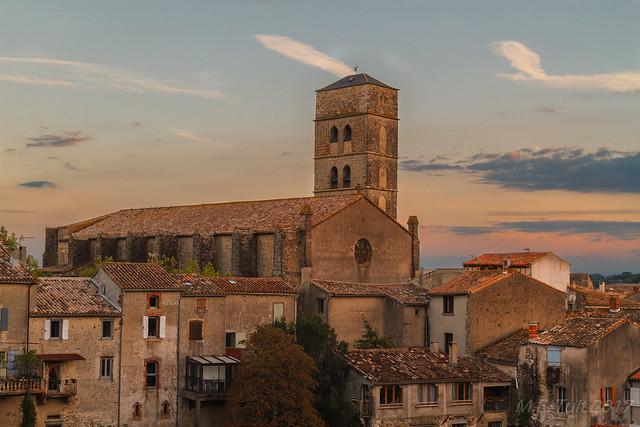 The church @ Montolieu