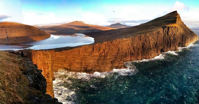 Sorvagsvatn - Faroe Islands