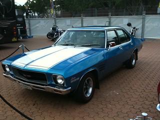 1973 Holden HQ Monaro GTS