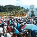 San Juan Chamula, foto: Mirka Baštová