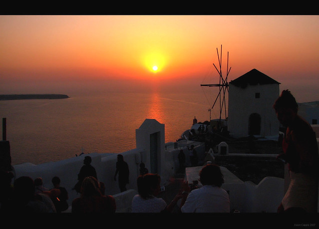 Santorini, Greece  Σαντορίνη Ελλάδα