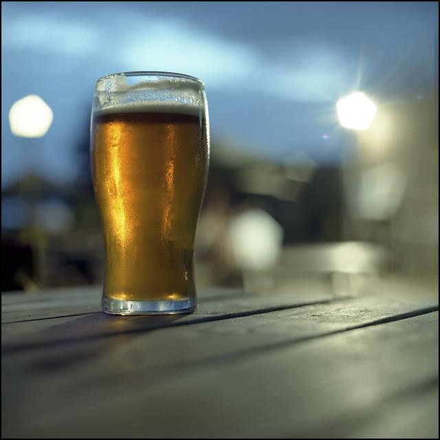 Shiny Beer