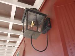 日, 2010-12-05 09:41 - ガス灯 French Quarter, New Orleans