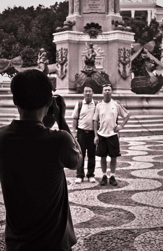 Turistas Chineses