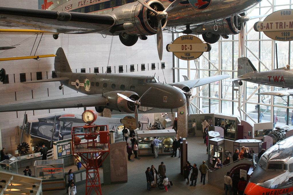 Air And Space Museum Washington Dc Chris Flickr